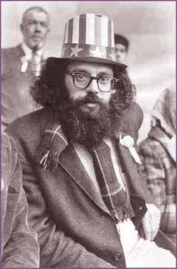 Imagined the psychedelic-entheogenic revolution. Allen Ginsberg.