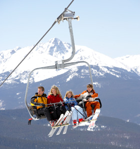 Are ski-lifts an illegitimate shortcut or just another way to get to the top of the mountain?