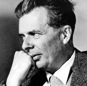 His Mind at Large theory was a philosophical precursor for McKenna's psychedelic society. Aldous Huxley.